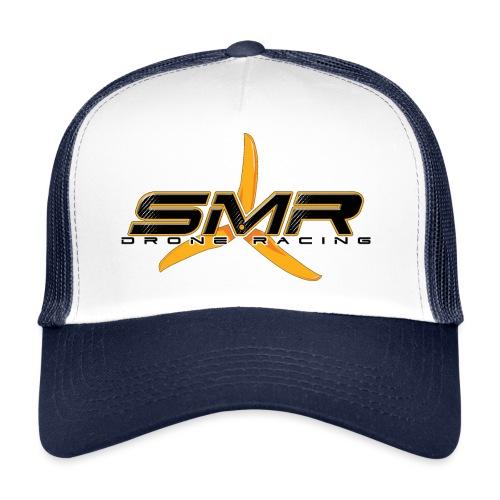 SMR WHITE - Trucker Cap