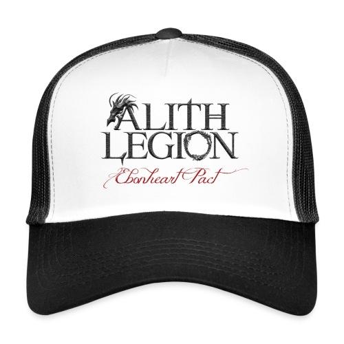 Alith Legion Logo Dragon Ebonheart Pact - Trucker Cap