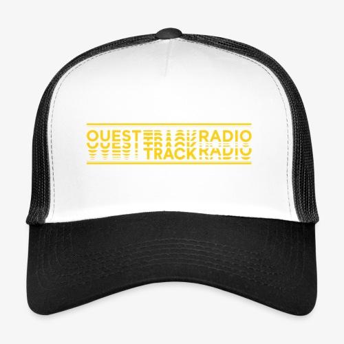 Logo Long jaune - Trucker Cap