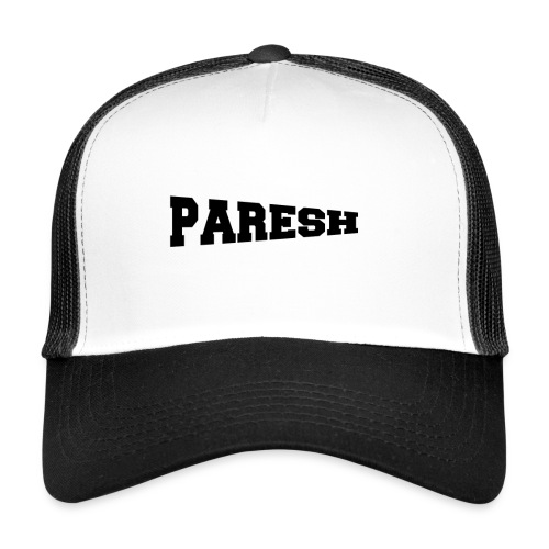 Paresh - Trucker Cap