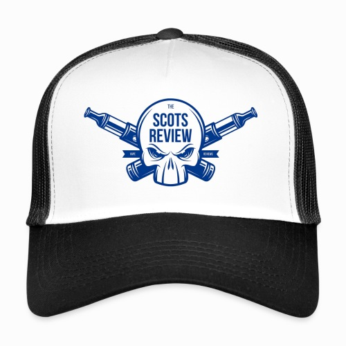 The Scots Review Classic Logo - Trucker Cap