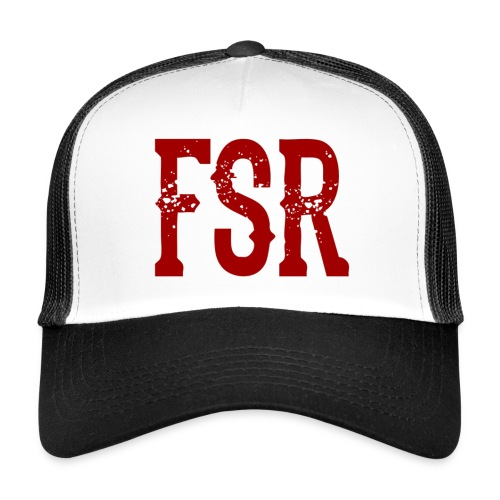 FSR logo - Trucker Cap