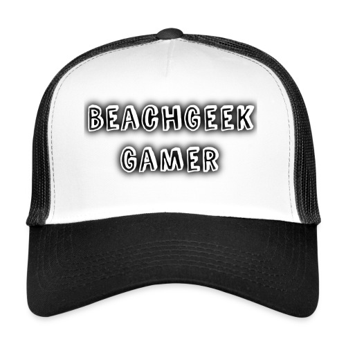 Classic BeachGeek - Trucker Cap