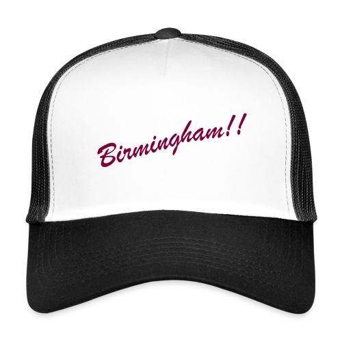 BIRMINGHAM - Trucker Cap