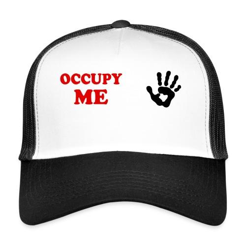 hand r2 - Trucker Cap