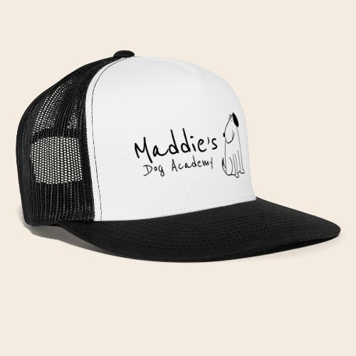 Académie des chiens de Maddie (noir) - Trucker Cap