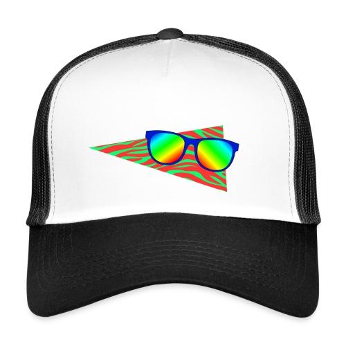 Solbriller 002 - Trucker Cap