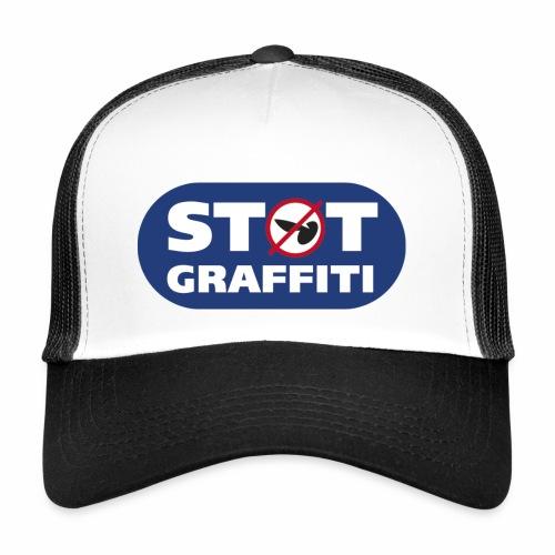 støt graffiti - Trucker Cap