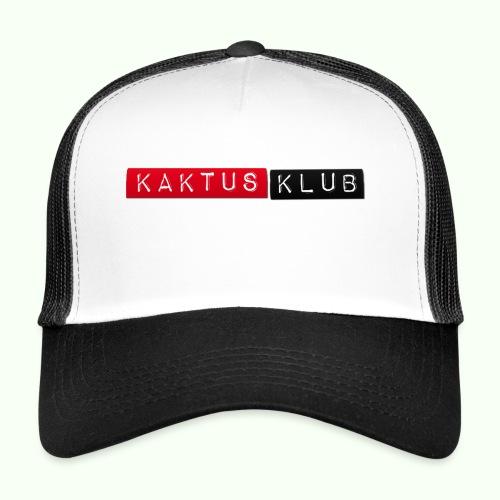 Kaktus Klub - Trucker Cap