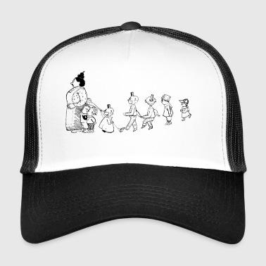 personas - Gorra de camionero