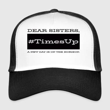 Hasta Tiempo de # - Gorra de camionero
