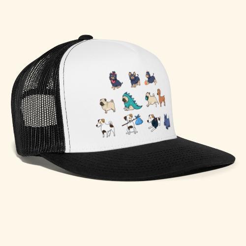 patrulla gua - Gorra de camionero
