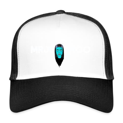 logo mit schrift bild - Trucker Cap