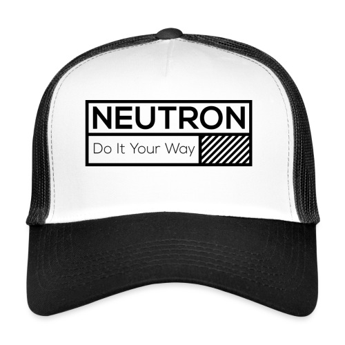 Neutron Vintage-Label - Trucker Cap