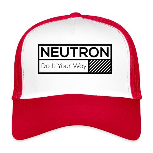 Neutron Vintage-Label - Trucker Cap