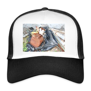 Trash 1 - Trucker Cap