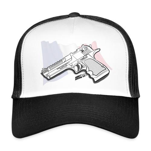 GUN STYLE DESERT EAGLE 35 - Trucker Cap