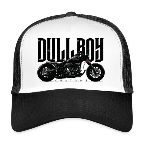 Dull Boy cap - Trucker Cap