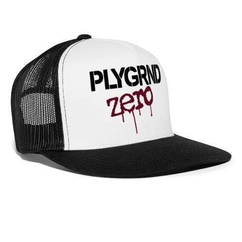 2863322 116076393 Playground Zero - Trucker Cap