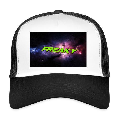 Freaky Cover_iphone - Trucker Cap