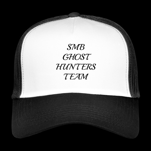 SMB GHT´S OFFICIELLA TEXT - Trucker Cap