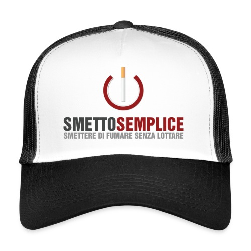 Smetto Semplice - Trucker Cap
