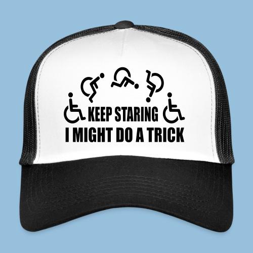 Mightdoatrick1 - Trucker Cap