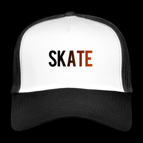 SKATE - Trucker Cap