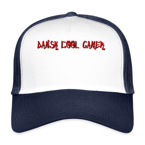 Dansk cool Gamer - Trucker Cap