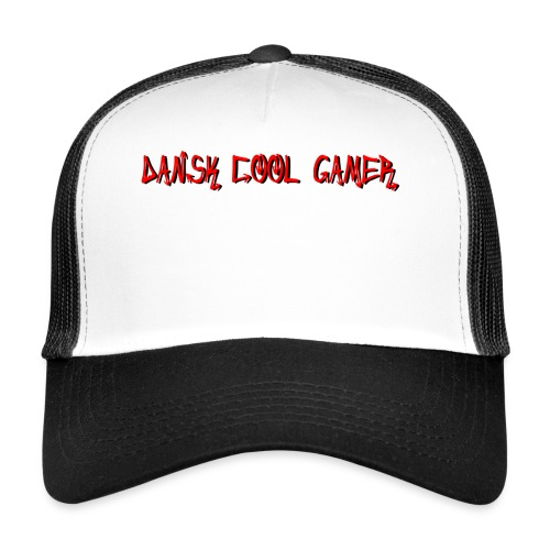 Dansk cool Gamer - Trucker Cap