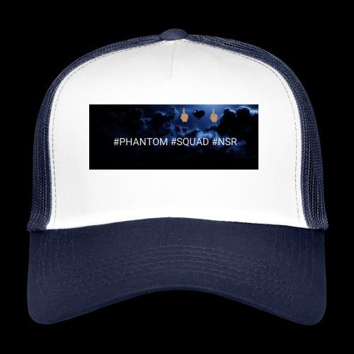 #PHANTOM #SQUAD #NSR Shirt - Trucker Cap