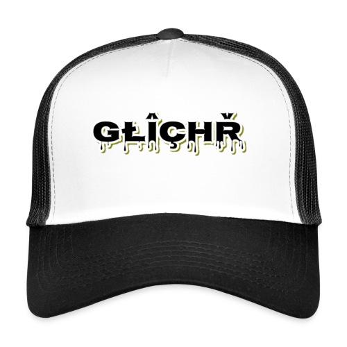 BLACK GŁÎÇHŘ - Trucker Cap