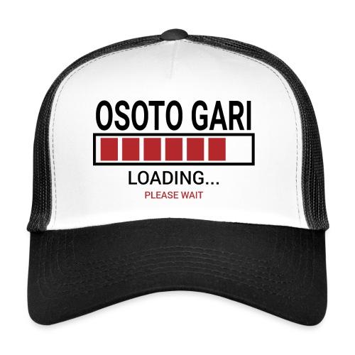 O Soto Gari Loading.... Pleas Wait - Trucker Cap