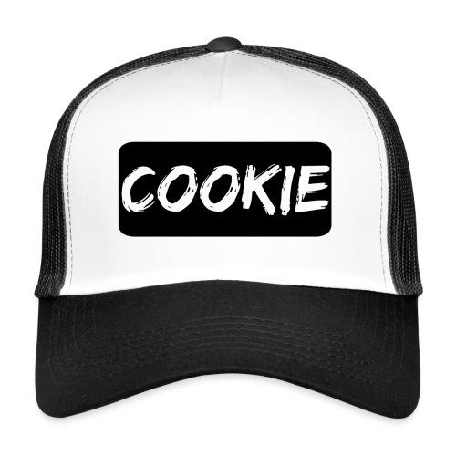 La galleta _-_ Negro - Gorra de camionero
