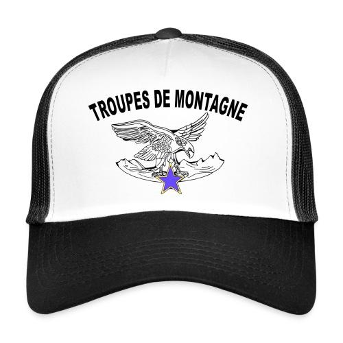 choucasTDM dos - Trucker Cap