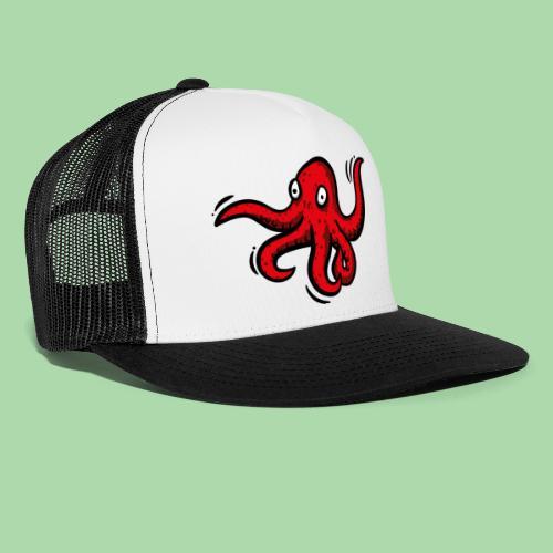 Alien Oktopus - Trucker Cap
