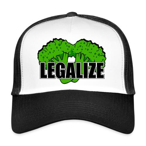 Legalize - Trucker Cap