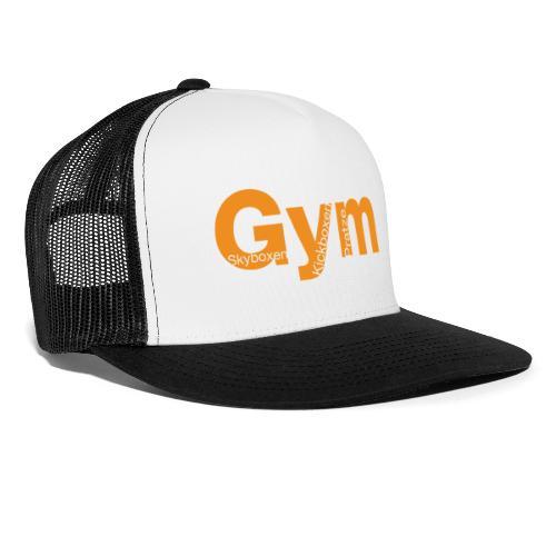 Gym orange - Trucker Cap