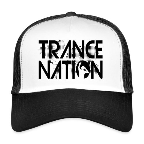 Trance Nation (Black) - Trucker Cap