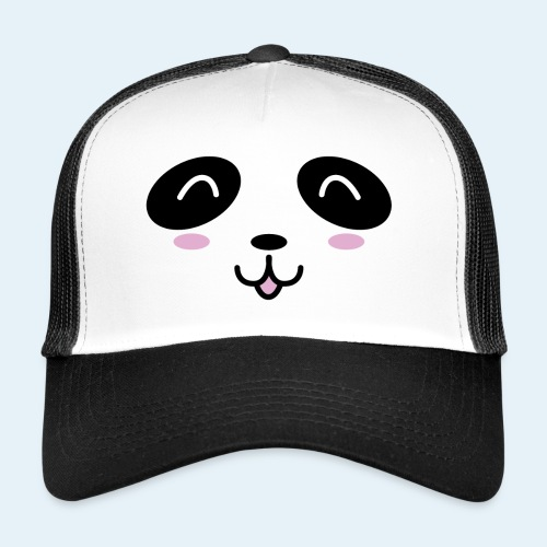 Cachorro panda (Cachorros) - Gorra de camionero