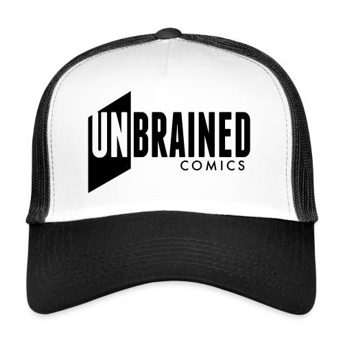 Unbrained LOGO - Gorra de camionero