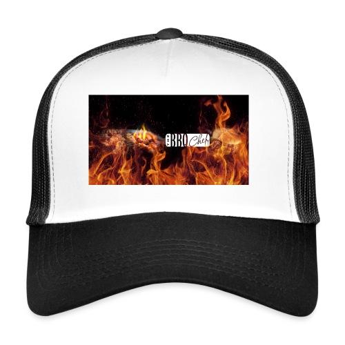 Barbeque Chef Merchandise - Trucker Cap