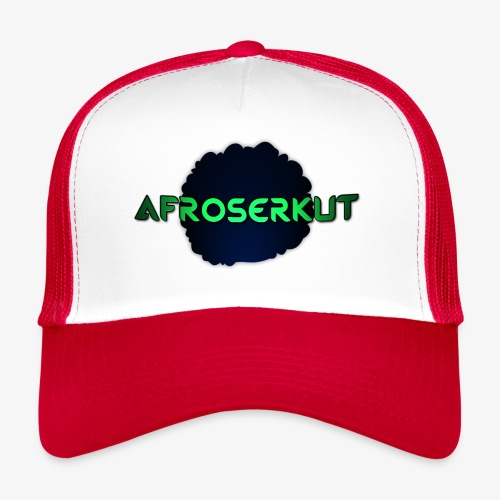 AfroSerkut LOGO - Trucker Cap
