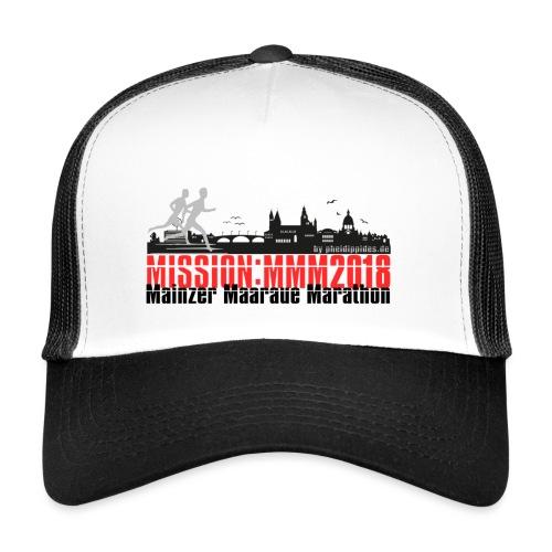 MissionMMM_V2 - Trucker Cap