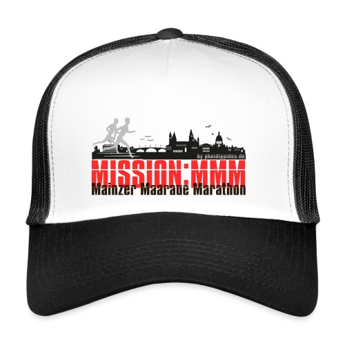 Mission:MMM - Trucker Cap