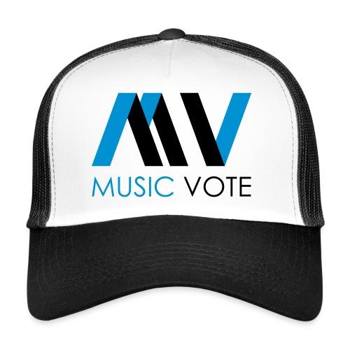 MusicVote - Trucker Cap