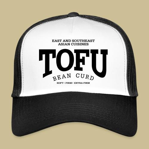 Tofu (black) - Trucker Cap