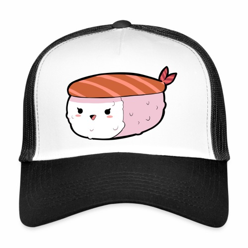 Sussie the Sushi (no text) - Trucker Cap