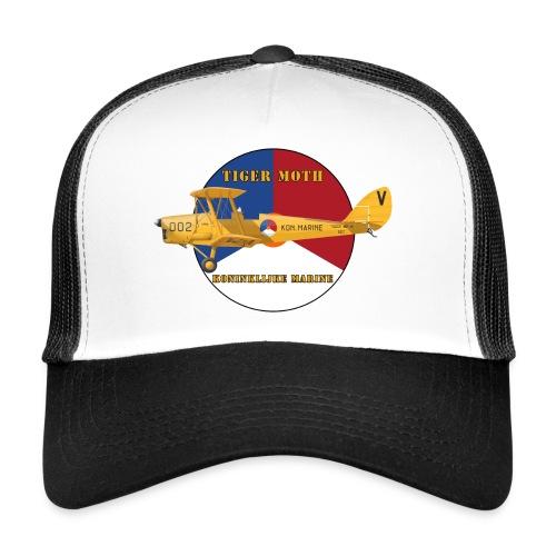 Tiger Moth Kon Marine - Trucker Cap