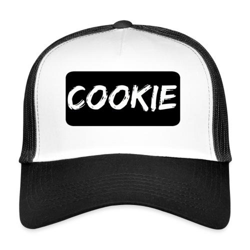 Negro de la galleta - Gorra de camionero